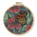 bk1789-orange-butterfly